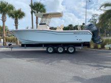 2020 Grady-White Fisherman 257 Twin Engine