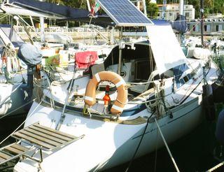 1987 Grand Soleil 343