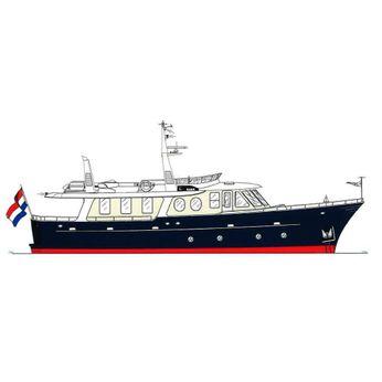 2014 Dutch Ship Yard Admiral 65