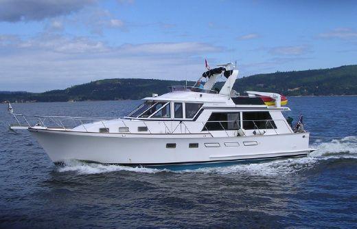 1988 Ocean Alexander Mk II