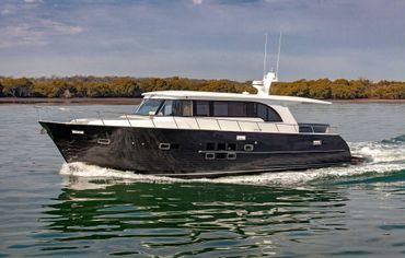 2019 Clipper Motor Yachts Hudson Bay 540