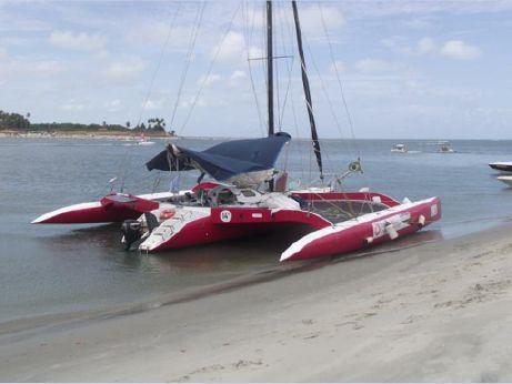 1995 Sailboat Multimare MTC 40