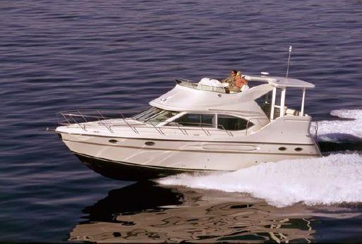 2001 Maxum 4100 SCA