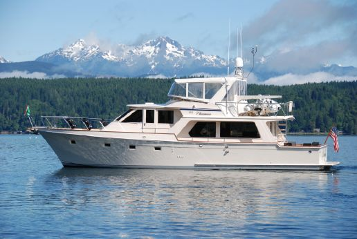 1991 Offshore Pilothouse