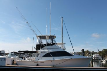 1989 Ocean Yachts Super Sport