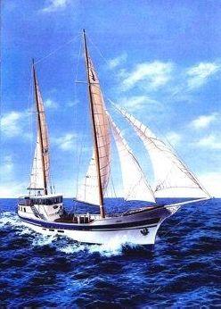 1964 Skonnert 2 mast