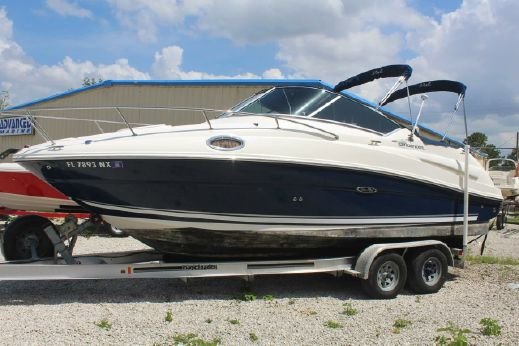 2008 Sea Ray 240 Sundancer