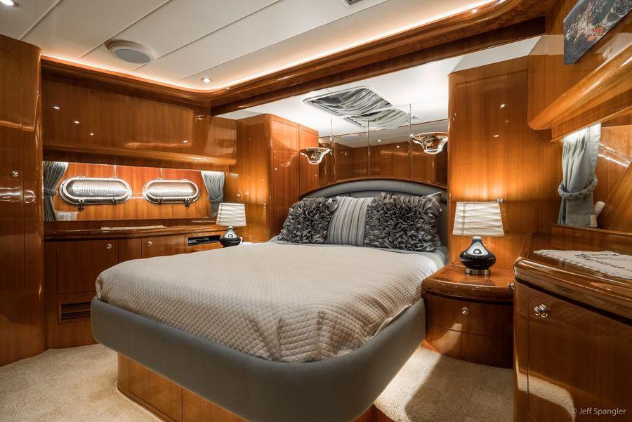 Horizon 82 Skylounge Megayacht for sale in Newport Beach