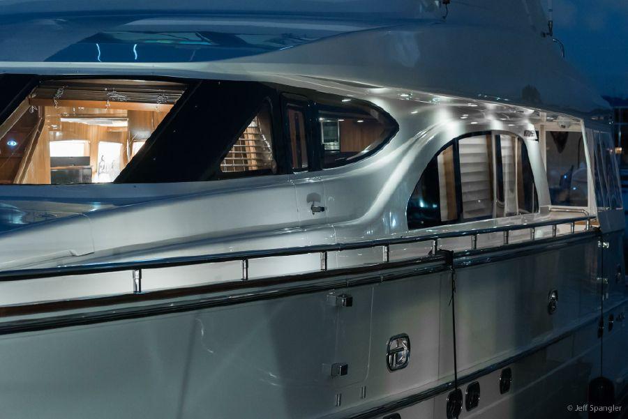 Horizon 82 Skylounge Luxury Yacht for sale in Newport Beach