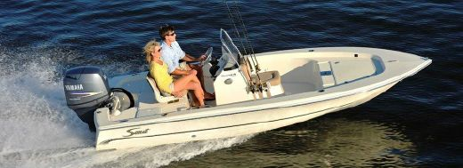 2016 Scout Boats 177 Sportfish