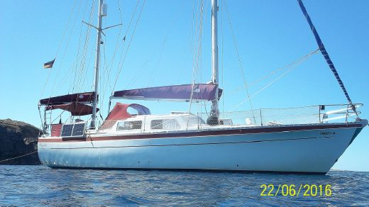 1979 Moody DS Ketch