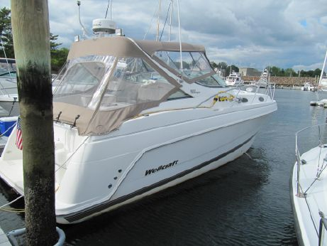 2001 Wellcraft 3000 Martinique