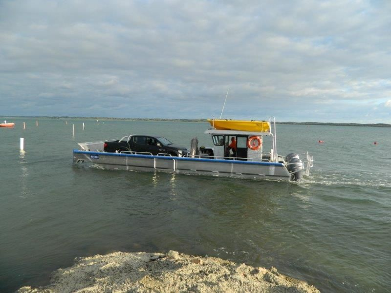 2014 Landing Craft 12M Power New and Used Boats for Sale