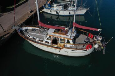 1981 Siltala Nauticat 33