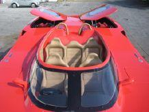 2009 Mti 44RP F440 (Ferrari Theme Boat)