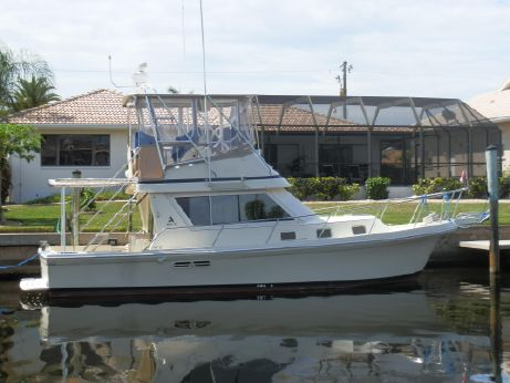 2002 Albin 35 TOURNAMENT EXPRESS SPORT FISH