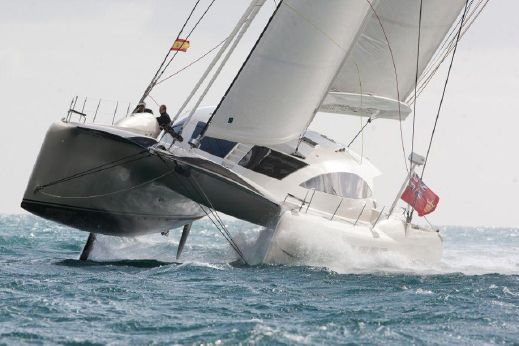 2015 Catamaran Tag 60 XR