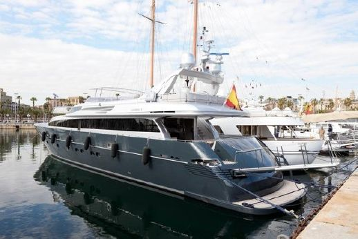 2010 Admiral 35