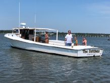 1976 Chesapeake 41 Bay Deadrise Custom