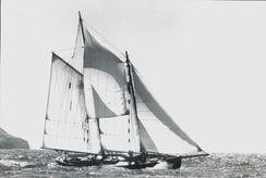 1929 John G. Alden Schooner 390B Series