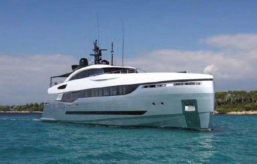 2013 Palumbo Shipyard Columbus 40S Hybrid