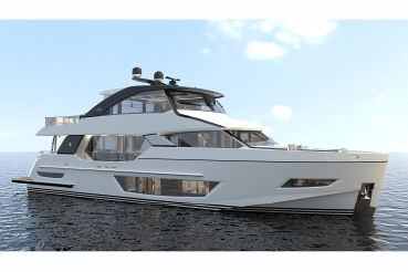 2020 Ocean Alexander 84R Enclosed Bridge Motoryacht
