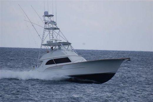 2002 Davis Yachts 58 Convertible/ Custom Carolina Sportfish,