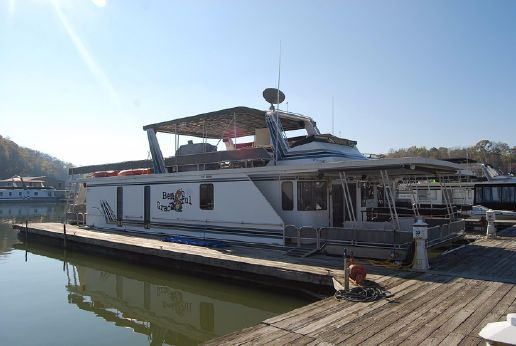 2001 Lakeview Houseboat 16 X 69