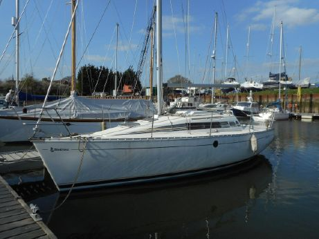 1989 Beneteau First 285