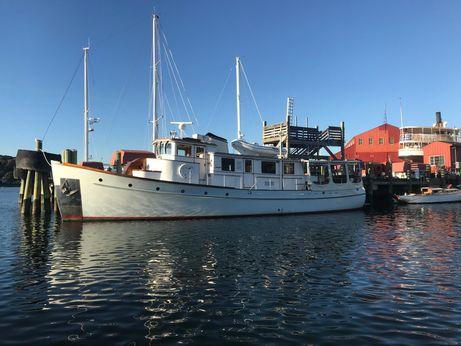1963 American Marine Custom Trawler Yacht