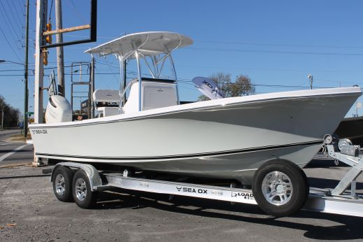 2018 Sea Ox 2400 CC custom carolina