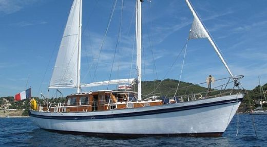 1969 Capbreton 45ft Motor Sailor