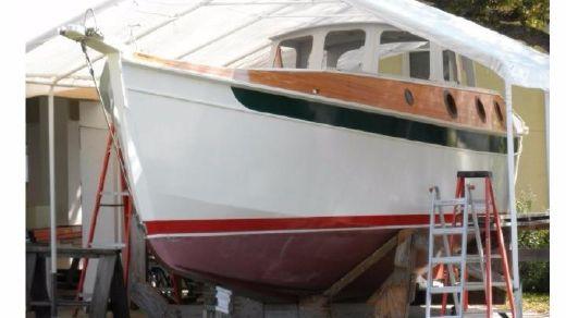 2010 Lamonthe Custom Shoal-draft Ketch(project boat)