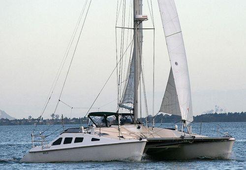 1984 Crowther Catamaran