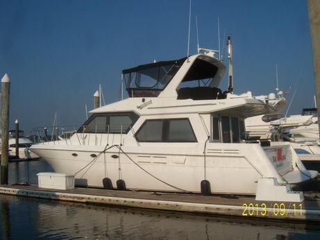 1996 Navigator 46 Pilothouse Trawler