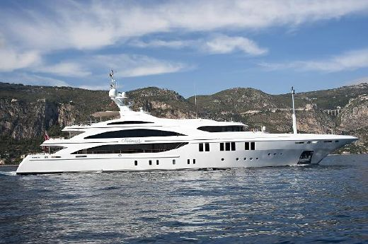 Benetti Twin Screw Diesel Yacht
