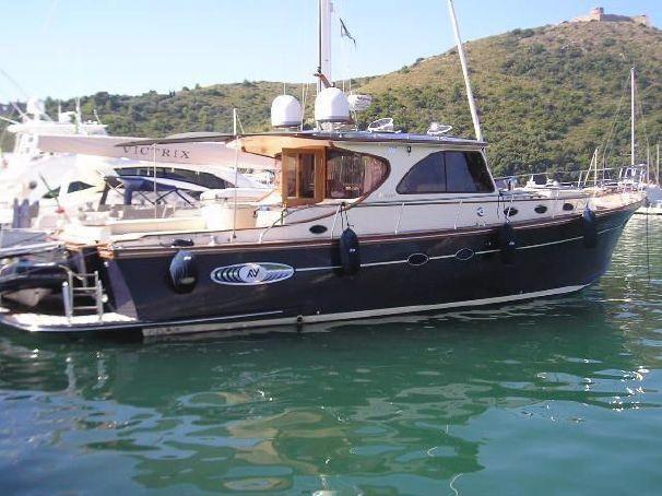 2006 Abati Yachts 55 Portland Power Boat For Sale Www