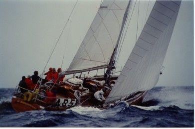 1969 S&S 55 sloop/cutter