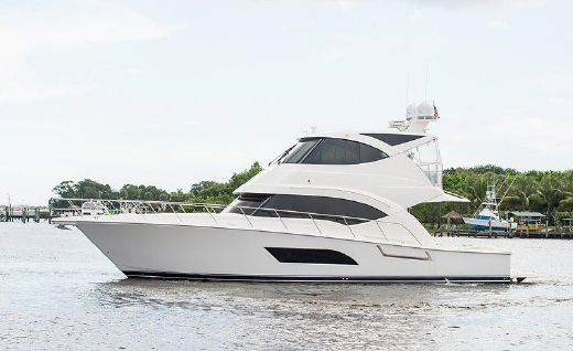 2012 Riviera 53 Enclosed Bridge