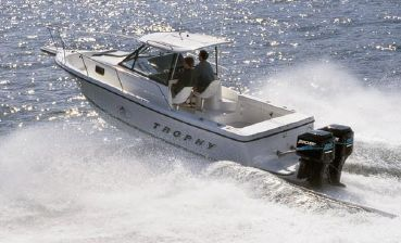 2003 Bayliner 2509 Trophy Walkaround