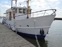 1960 Dutch Trawler