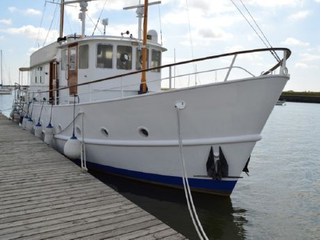 1960 Dutch Trawler