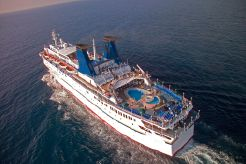 1971 Cruise Ship, 1000 Passengers -Our Stock No. S2411