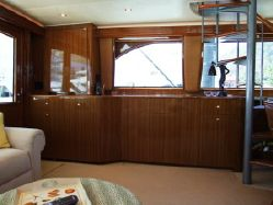Photo of 74' Viking 74 Enclosed Bridge