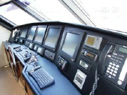 Photo of Viking 74 Enclosed Bridge