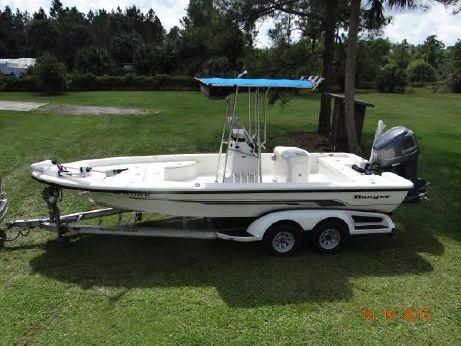 2008 Ranger 2200 Bay Ranger
