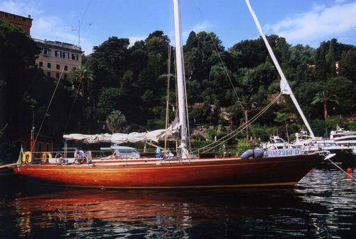 1960 Sciarrelli sloop/cutter 50'