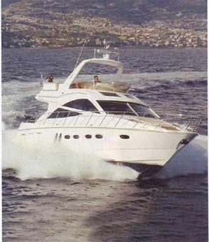 2008 Sealine SEALINE T 50