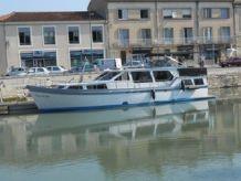 1990 Visser Motor Yacht 14 Meter