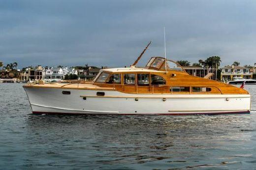 1951 Stephens Classic Motoryacht